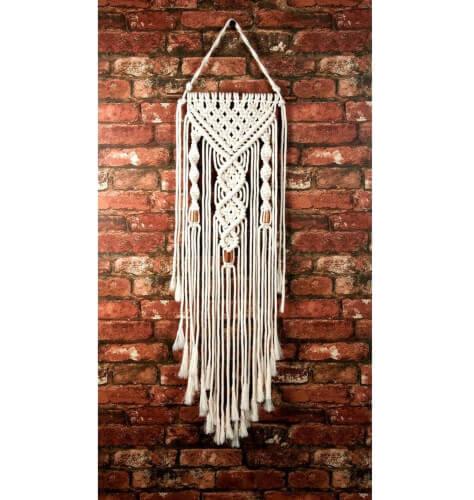 DIY Macrame Wall Hanging Kit by Leisure Arts