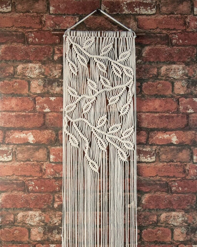 DIY Macrame Wall Hanging Kit from TheArtistsDaughters