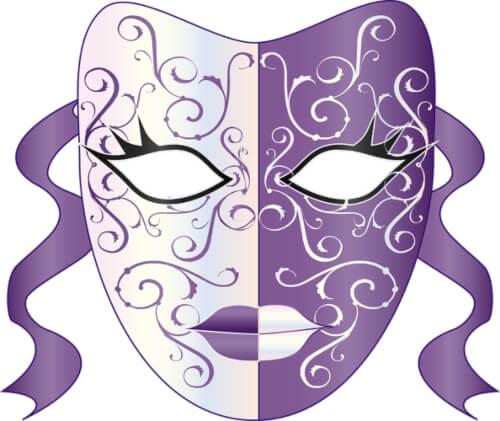 Graphic Free Mardi Gras Mask Clip Art