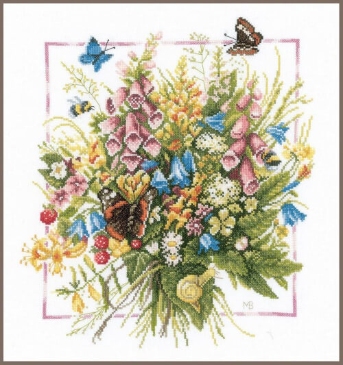LanArte Summer Bouquet by ©Marjolein Bastin