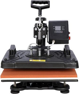 Smartxchoices Pro 5 in 1 T Shirt Heat Press Machine