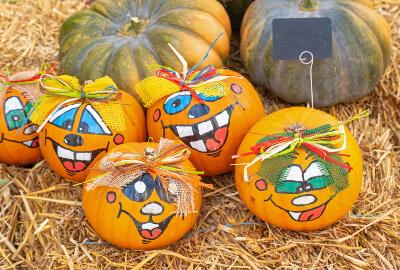Best paint for pumpkins