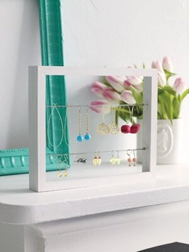 Earring Organizer by Real Simple