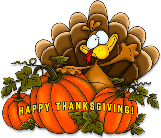 Free Thanksgiving Clipart by Wilsoninfo