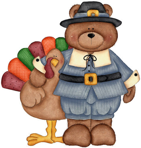 Happy Thanksgiving Free Clip Art by Clipart Suggest