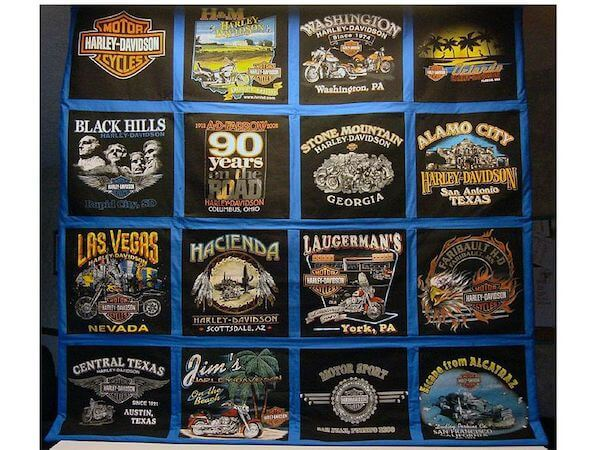 How To Make A T-Shirt Quilt by The Spruce Crafts