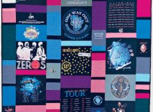 T-shirt Quilt Pattern by All People Quilt