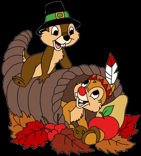 Thanksgiving Clip Art by Disney Clip