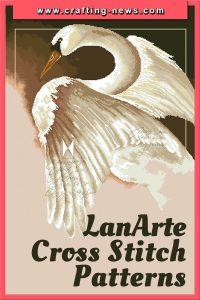 LANARTE CROSS STITCH PATTERNS