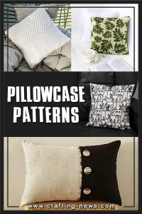 21 PILLOWCASE PATTERNS
