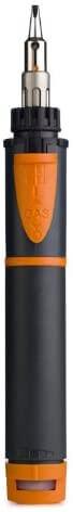 Portasol 11280240 Pro Piezo 75 Watt Butane Powered Soldering Iron