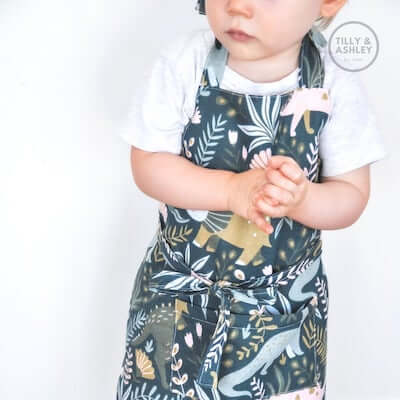 Apron Sewing Pattern by Tilly And Ashley Design