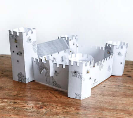 Castle Craft by Historical Paper Kits