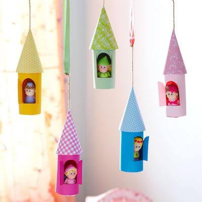Paper Castle Decoration by Prima