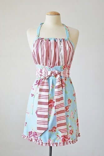 Pretty Ditty Apron Sewing Pattern by Pretty Ditty