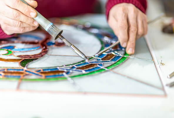 soldering welding iron