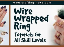 WIRE WRAPPED RING TUTORIALS FOR ALL SKILL LEVELS