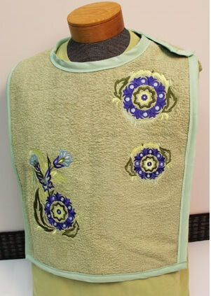 Adult Bib Sewing Pattern by Bogiepatterns