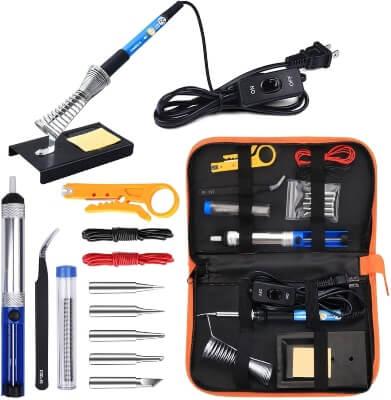 Anbes Soldering Iron Kit Electronics