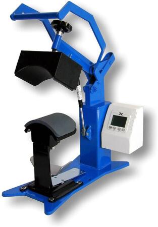 Geo Knight Cap Heat Press Machine