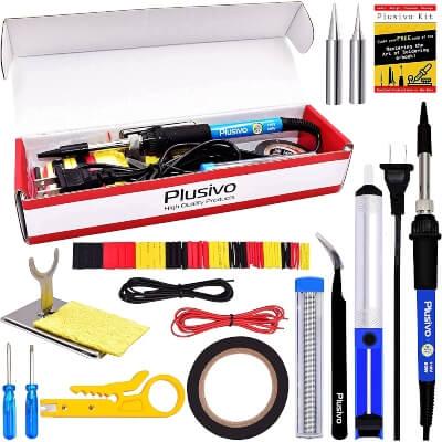 HANDSKIT 21-in-1 Soldering Iron Kit Electronics