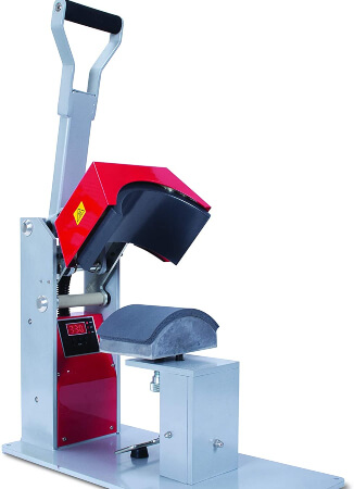 SISER Digital Cap Heat Press machine